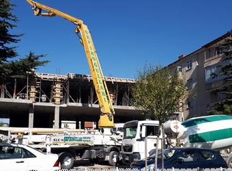 Akşehir Cm Grup İnşaat Betonu